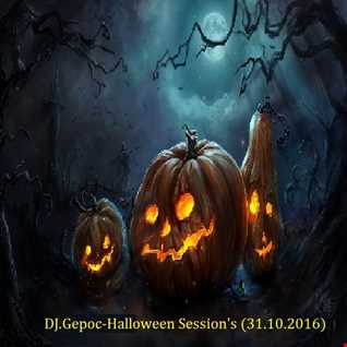DJ.Gepoc - Halloween Session's (31.10.2016)
