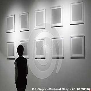 DJ.Gepoc - Minimal Step (26.10.2016)
