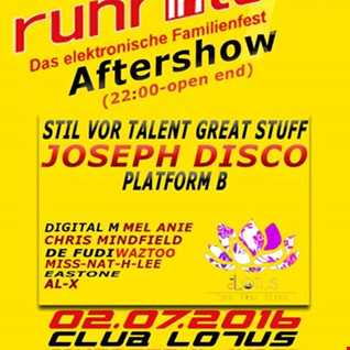 de Fudi @ Ruhr in Love 2016 Rhein Piraten Aftershow