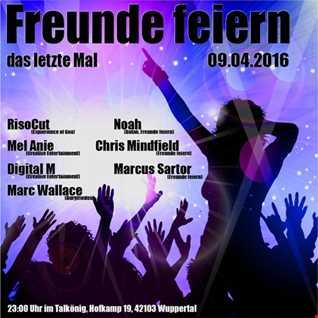 Mel Anie   Freunde Feiern 16.04.