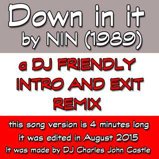 Down in it (1989) w/ dj friendly intro and exit