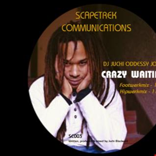 #50 - CRAZY WAITING.footwerkmix - hard.funky.latin.house