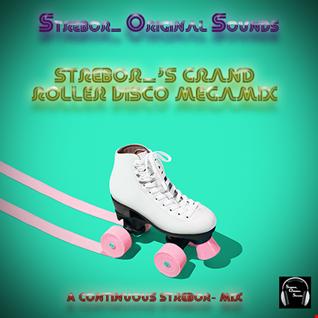 Strebor 's Grand Roller Disco Megamix