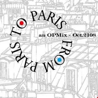 from Paris to Paris mix