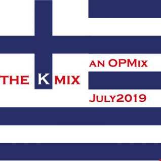 the K mix - july 2019