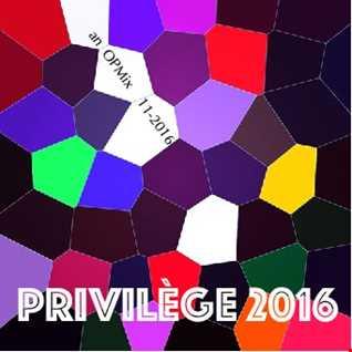 Privilège mix 2016