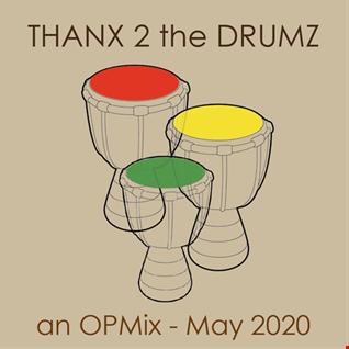 THANX 2 the DRUMZ
