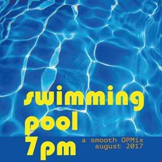 swimming pool - 7PM