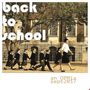 Back to school - sept 2017