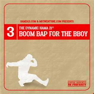 Boom Bap For The Bboy 3