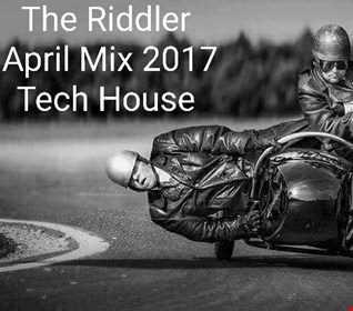 The Riddler April 2017 MIX