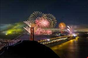 Party At The Golden Gate!