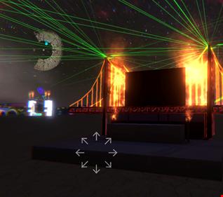 JAYROCK Live @ Burning Man 2020 MultiVerse (Sunrise Set)