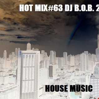 HOT MIX63 DJ B.O.B. 2017