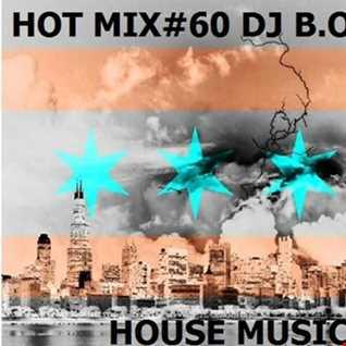 HOT MIX60 DJ B.O.B. 2017