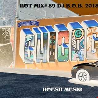 HOT MIX89 DJ B.O.B. 2018