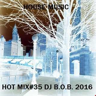 HOT MIX35 DJ B.O.B. 2016