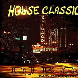 HOUSE CLASSICS 12 DJ B.O.B.