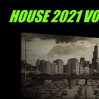 HOUSE 2021 VOL.1 DJ B.O.B.