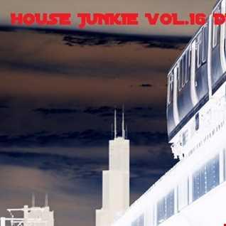 HOUSE JUNKIE VOL.16 DJ B.O.B.