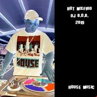 HOT MIX100 DJ B.O.B. 2019