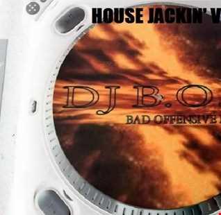 HOUSE JACKIN' VOL.2 DJ B.O.B.