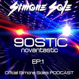 So 90's (The best dance music of 90's) Selected and Mixed by Simone Sole [vol.1]