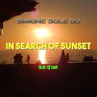 Simone Sole   Aperisunset Summer 2019