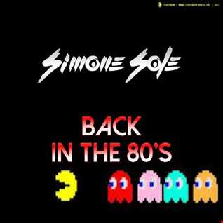 Simone Sole   Back to The 80's Live (rec feb 2019)