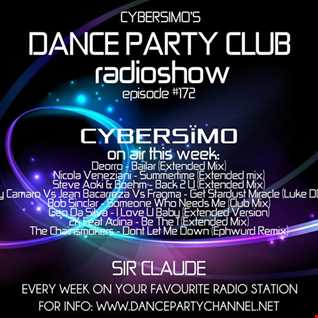DANCE PARTY CLUB Ep. 172