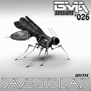 BMA Sessions 26 with Dave Scotland
