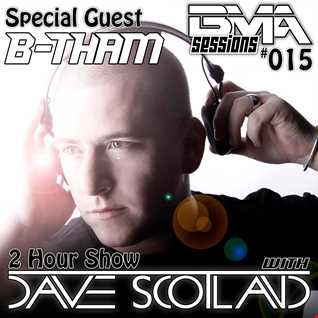 BMA Sessions 15 with Dave Scotland