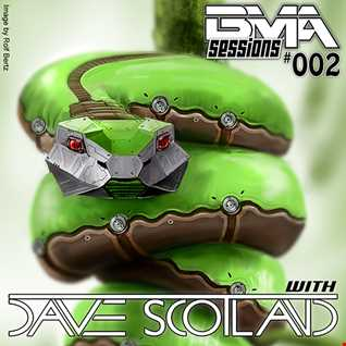 BMA Sessions 002 with Dave Scotland