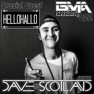BMA Sessions 22 with Dave Scotland