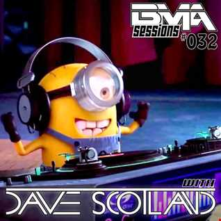 BMA Sessions 32 with Dave Scotland