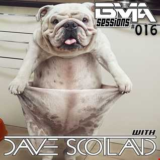BMA Sessions 16 with Dave Scotland
