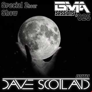 BMA Sessions 25 with Dave Scotland