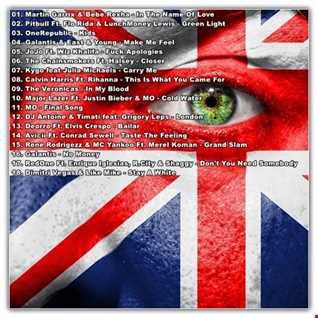 UK Radio Hits 2016