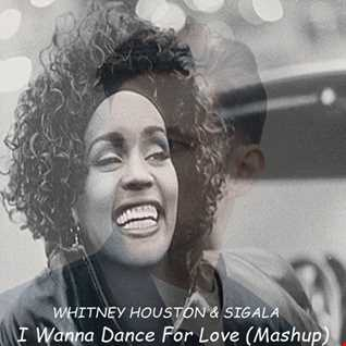 Whitney Houston & Sigala - I Wanna Dance For Love (Mashup)