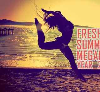 Fresh Summer Megamix 2016