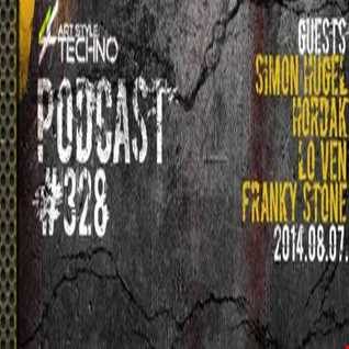 Art Style Techno Podcast #328 - FRANKY STONE