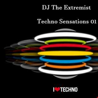 DJ The Extremist   Techno Sensations part 1