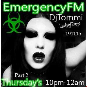 MsDjTommi LIVE EmergencyFM 191115 Pt2