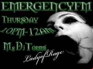 MsDjTommi Emergency FM Live 270613