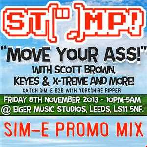 Stomp! 'Move Your Ass!' Promo Mix