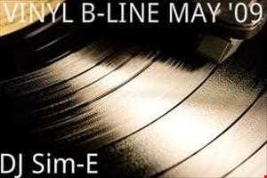 DJ Sim-E Vinyl B-Line May 2009