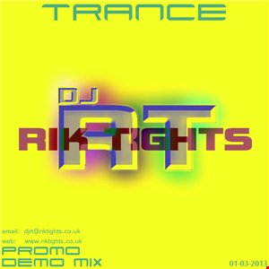 DJ RT - TRANCE PROMO DEMO MIX