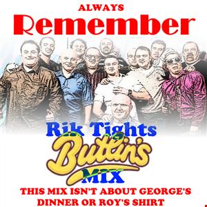 RIK TIGHTS   GEORGES DINNER OR ROYS SHIRT V2