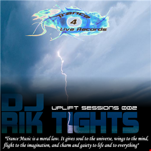 DJ RT - UPLIFT SESSIONS 002