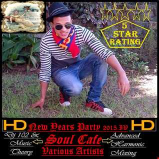 Soul Cafe Ultimix New Years Party IV 2015